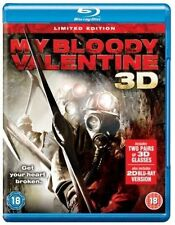 Jaime King My Bloody Valentine 3d 2009 Horror Slasher Remake UK Blu-ray