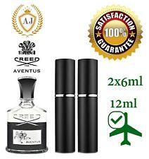 Creed Aventus 12ml - 100% Authentic Eau De Parfum NEWEST 2017 BATCH 17X01