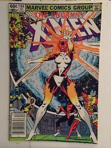 Marvel X-MEN #164 (1982) Carol Danvers Becomes Binary, Brood Appearance