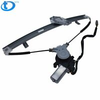 Front Driver Left Power Window Regulator w/ Motor for 98-02 Honda Accord Sedan