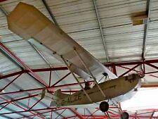 BN-1 Britten-Norman Ultralight Airplane Wood Model Replica Big New