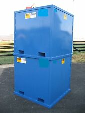 Dump Hopper Containers for Forklifts.