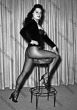 Vintage A4 Photo Poster Print of Pin-up Burlesque Star Mara Gaye-6
