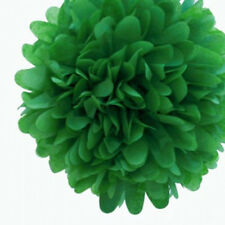 Artificial Flower Ball Tissue Paper Pompoms Party Wedding Venue Home Decor DIY