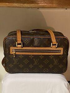 Louis Vuitton Cite MM Monogram Canvas Bag