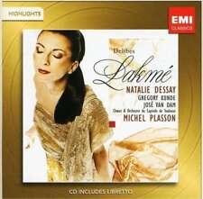Michel Plasson - Delibes: Lakme (highlights) NEW CD