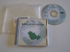 NEW JAGUAR MIDDLE EAST X S-TYPE XJ X350 XJ6 DVD SATELLITE NAVIGATION DISC 2003