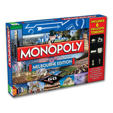 Monopoly Melbourne Edition Board Game NEW