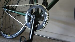 Race Face X-type 170 w/ NEW chainrings 48t ,49t Single Speed/Fixed Gear w/ BB