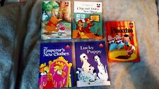 5x Walt Disney World of Books Bundle (7)