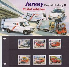 JERSEY PRESENTATION PACK 2006 POSTAL HISTORY II STAMP SET 10% OFF 5+