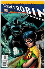 ALL STAR BATMAN AND ROBIN THE BOY WONDER #10 DC COMICS 2008 RECALLED CURSE WORDS