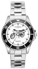Kreidler Florett Motorrad Biker Geschenk Fan Artikel Zubehör Fanartikel Uhr 2380