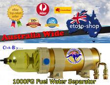 1000FH Turbine Diesel Biodiesel Water Separator Fuel Filter - Racor Compatible