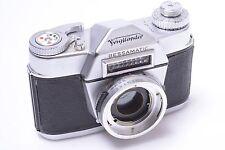 VOIGTLANDER BESSAMATIC 35MM SLR NEEDS CLA..