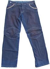 Handarbeit Limited Edition Belstaff SOLO ADVENTURE Free Tibet Denim Jeans 38