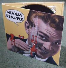 Weasels Re-Ripped CD (va cover Frank Zappa's Weasels Ripped My Flesh album)