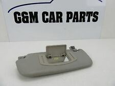SMART FORFOUR 2004-2007 N/S LEFT PASSENGER SIDE SUN VISOR LIGHT GREY #A7