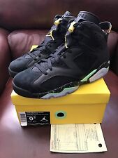Nike Air Jordan Retro 6 CP3 Brazil Pack Black 688447 920 New Sz 9.5 W/Receipt