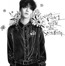 K-POP YESUNG SUPER JUNIOR 2nd Mini Album [Spring Falling] CD+Photobook+Photocard