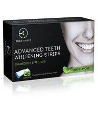 28 avanzata sbiancamento Professionale Bianco Strisce Sbiancamento dei Denti KIT 3D