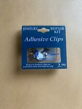 Adhesive Earring Clips