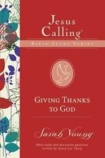 GIVING THANKS TO GOD - YOUNG, SARAH/ LEE-THORP, KAREN (CON) - NEW PAPERBACK BOOK