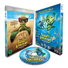 Sammy's Adventures: The Secret Passage ( 3D + 2D  Blu-ray ) / Region A