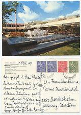 21654-Tapiola Garden City-cartolina andato, 19.6.1969 - dura del carattere
