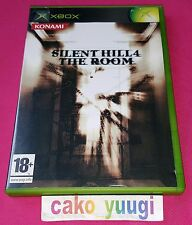 SILENT HILL 4 THE ROOM BON ETAT VERSION 100% FRANCAISE
