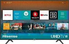 Hisense H43BE7000 108 cm (43 Zoll) Fernseher 4K Ultra HD HDR Triple Tuner EEK A+