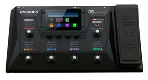 Zoom G6 Guitar Multi Effects Pedal