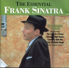 The Essential by Frank Sinatra (CD, Aug-2004, EMI)