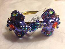 Betsey Johnson Elephant Bracelet Dumbo Bangle