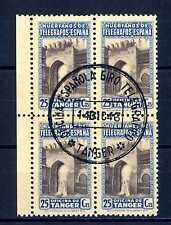 SPAIN-TANGIER - SPAGNA-TANGERI - 1946 - Francobolli di beneficenza ABA514