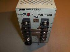 Idec 24V 4.5A switching power supply PSR-H100U, 37832, D22525 FREE SHIPPING