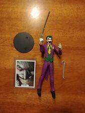 Mcfarlane DC Multiverse The Joker DC Rebirth Action Figure