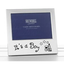 It's A Boy New Born Birth First Born Photo Frame Birthday Christmas Gift 72223