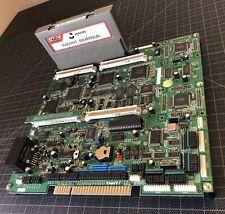 Radiant Silvergun JAMMA arcade PCB (Japanese ST-V plus cart), original, working