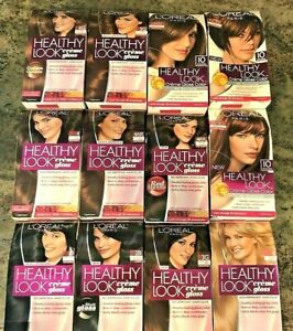 L'Oreal Paris Healthy Look Creme Gloss No Ammonia Hair Color- CHOOSE YOUR COLOR!