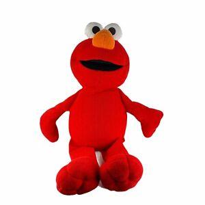 "Sesame Street Elmo Plush Doll 30"" Huge Soft Toy Doll Red 2003"