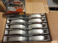 10 x YO ZURI, MIRAGE, 100% FLUOROCARBON 150mt - 0.23mm - 4.1kg - AFFARE !!!!!!!!