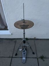 More details for mapex hi-hat stand with sabian b8 cymbals