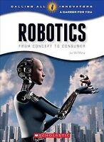 ROBOTICS by WIL MARA (Paperback book, 2015)