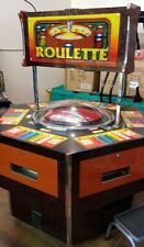 Roulette machine. 2p play.