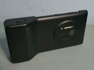 Nokia Lumia 1020 - 64GB - Black (O2) Smartphone with Pd-95G Camera Grip