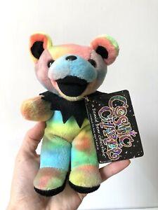 Vintage Steven Smith GRATEFUL DEAD Bean Bear COSMIC CHARLIE 1st Gen LIQUID BLUE