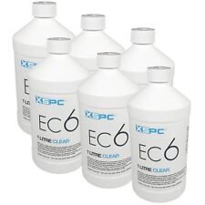 XSPC EC6 Non Conductive Coolant - Clear (6 Pack)