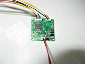 OSD Electronic Reticle KIT, +6V-20V, Voltmeter, MAX7456 nightvision Hunting DIY