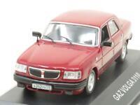 IXO IST Models IST006 Gaz Volga 3110 1997 Dark Red 1 43 Scale Boxed